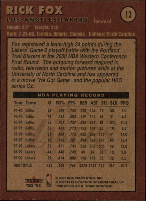 2000-01-Fleer-Basketball-Cards-Pick-From-List thumbnail 21