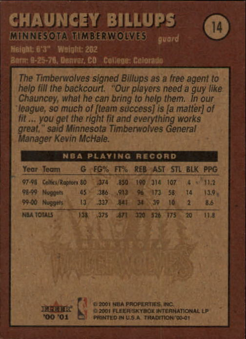 2000-01-Fleer-Basketball-Cards-Pick-From-List thumbnail 25