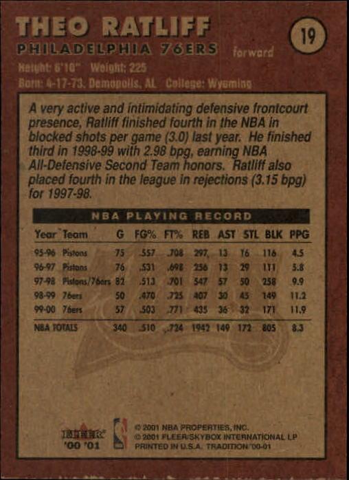 2000-01-Fleer-Basketball-Cards-Pick-From-List thumbnail 31