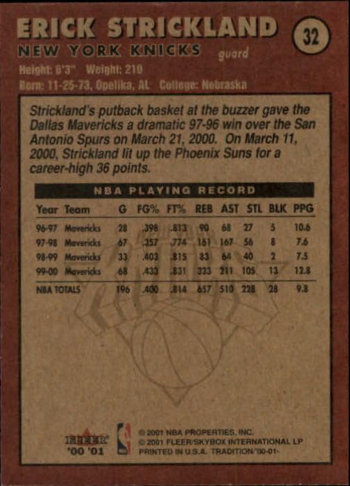 2000-01-Fleer-Basketball-Cards-Pick-From-List thumbnail 55