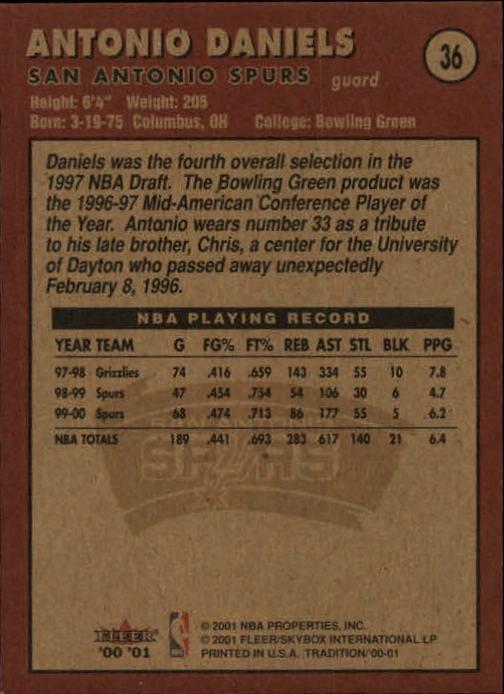 2000-01-Fleer-Basketball-Cards-Pick-From-List thumbnail 63