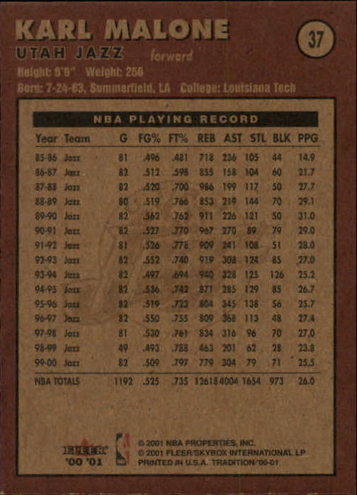 2000-01-Fleer-Basketball-Cards-Pick-From-List thumbnail 65