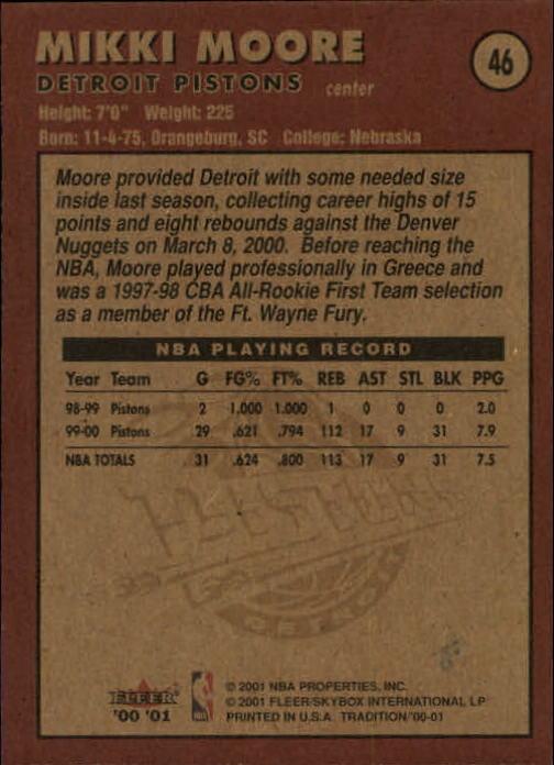 2000-01-Fleer-Basketball-Cards-Pick-From-List thumbnail 75