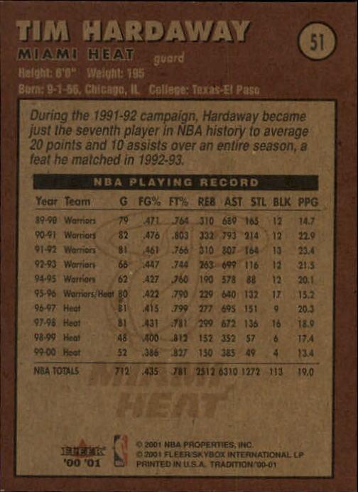 2000-01-Fleer-Basketball-Cards-Pick-From-List thumbnail 81