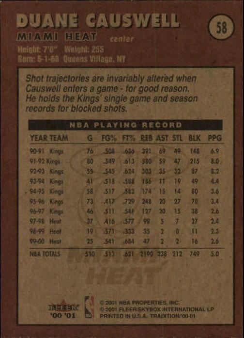 2000-01-Fleer-Basketball-Cards-Pick-From-List thumbnail 91
