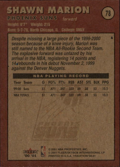 2000-01-Fleer-Basketball-Cards-Pick-From-List thumbnail 123