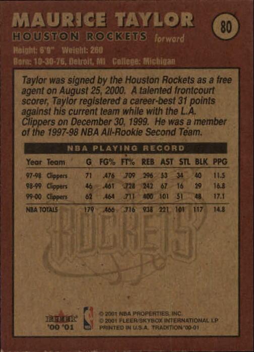 2000-01-Fleer-Basketball-Cards-Pick-From-List thumbnail 127