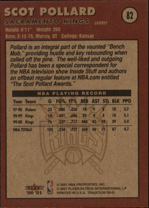 2000-01-Fleer-Basketball-Cards-Pick-From-List thumbnail 131