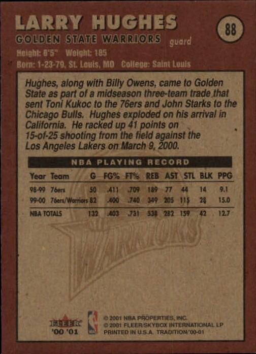 2000-01-Fleer-Basketball-Cards-Pick-From-List thumbnail 139