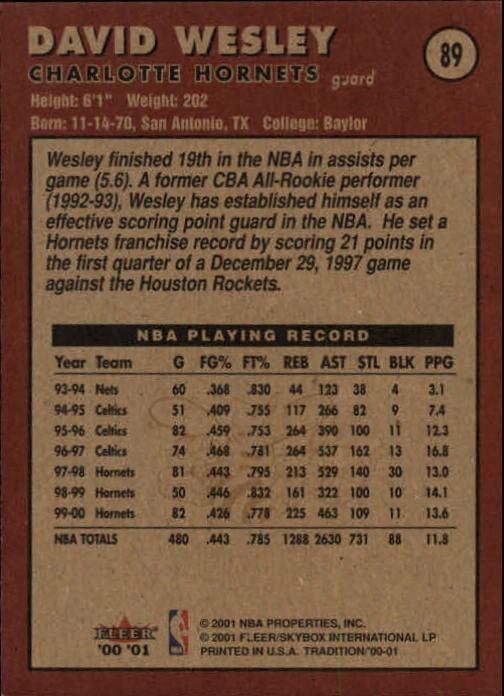 2000-01-Fleer-Basketball-Cards-Pick-From-List thumbnail 141