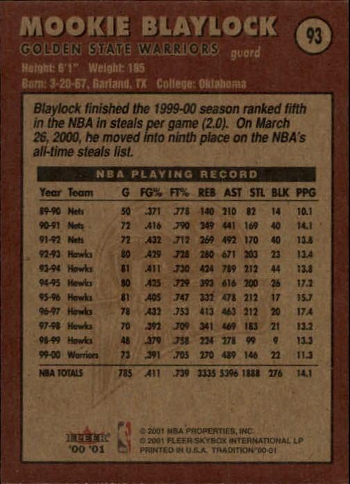 2000-01-Fleer-Basketball-Cards-Pick-From-List thumbnail 149