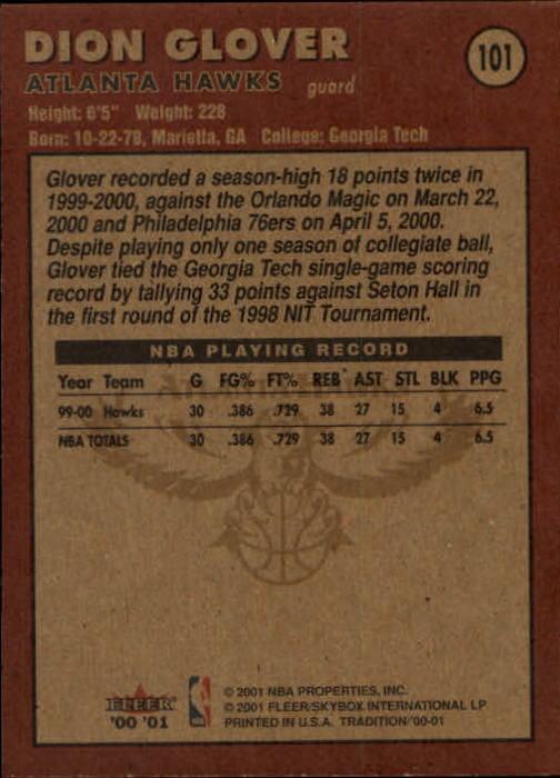 2000-01-Fleer-Basketball-Cards-Pick-From-List thumbnail 163