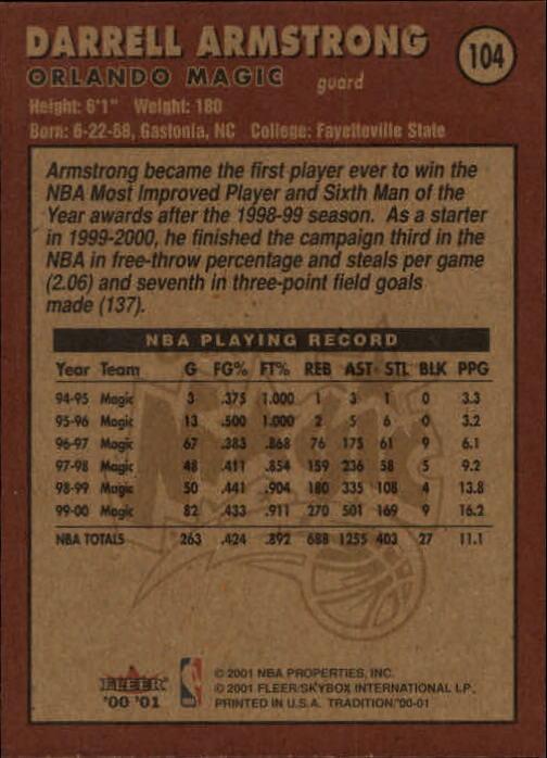 2000-01-Fleer-Basketball-Cards-Pick-From-List thumbnail 167