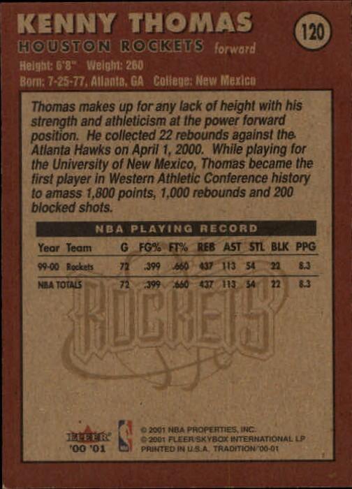 2000-01-Fleer-Basketball-Cards-Pick-From-List thumbnail 189
