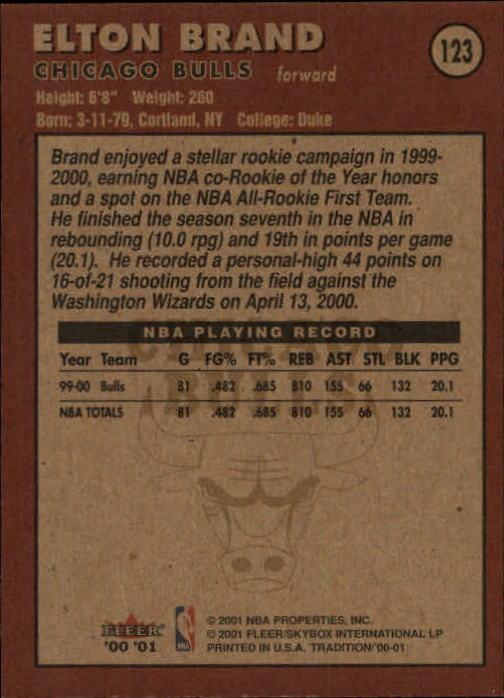 2000-01-Fleer-Basketball-Cards-Pick-From-List thumbnail 195