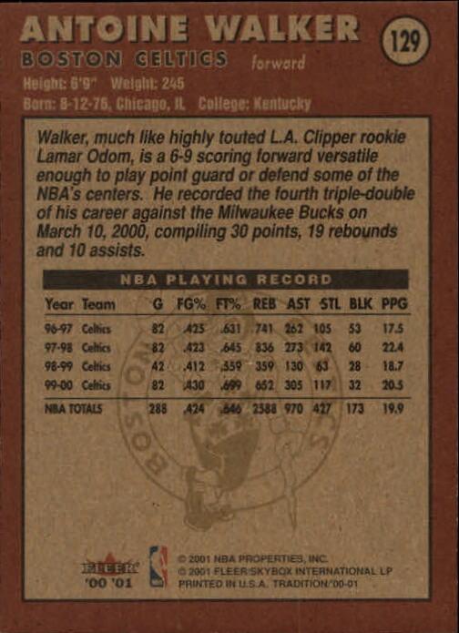 2000-01-Fleer-Basketball-Cards-Pick-From-List thumbnail 207