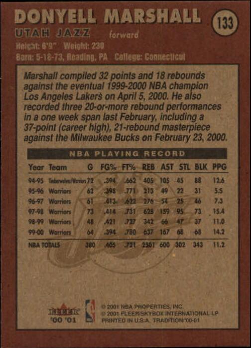 2000-01-Fleer-Basketball-Cards-Pick-From-List thumbnail 215