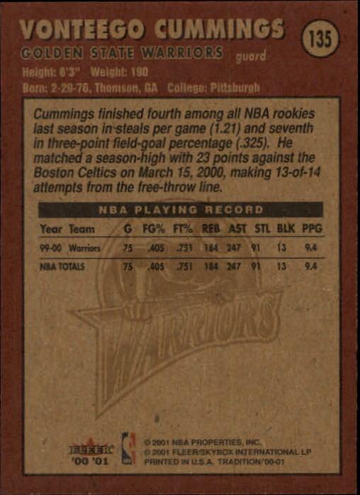 2000-01-Fleer-Basketball-Cards-Pick-From-List thumbnail 219