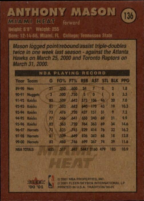 2000-01-Fleer-Basketball-Cards-Pick-From-List thumbnail 221