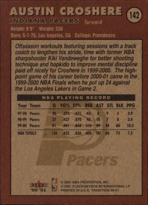 2000-01-Fleer-Basketball-Cards-Pick-From-List thumbnail 231