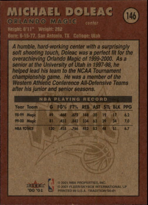 2000-01-Fleer-Basketball-Cards-Pick-From-List thumbnail 237