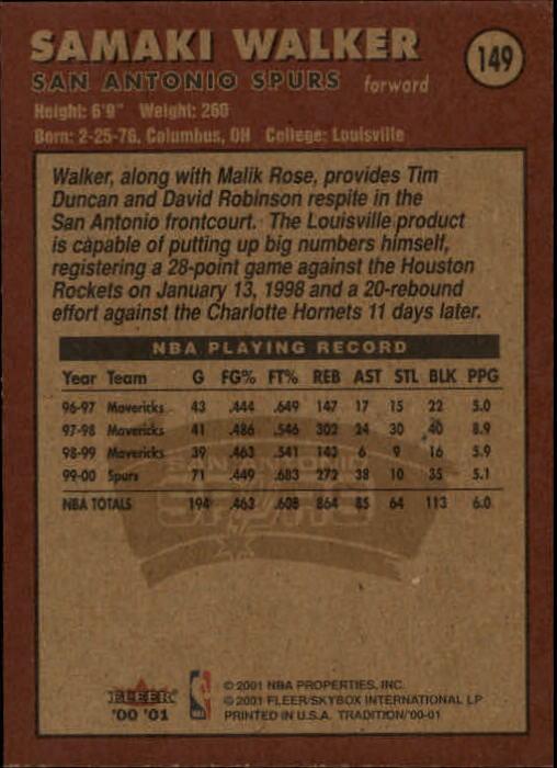 2000-01-Fleer-Basketball-Cards-Pick-From-List thumbnail 243