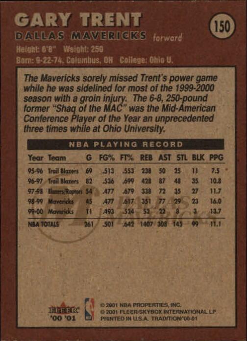 2000-01-Fleer-Basketball-Cards-Pick-From-List thumbnail 245