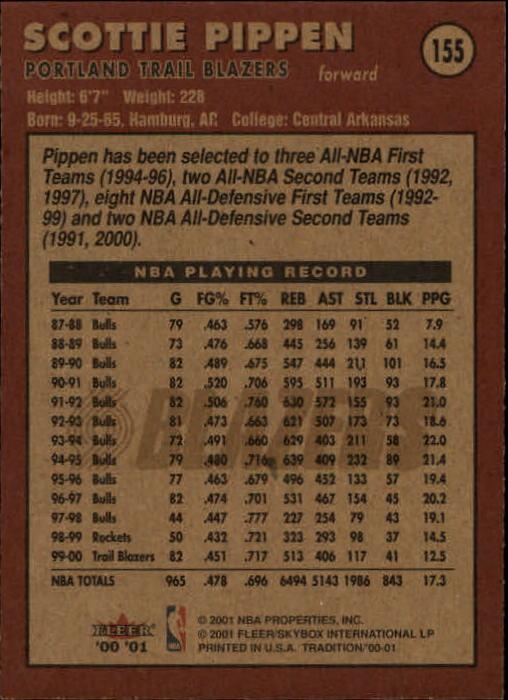 2000-01-Fleer-Basketball-Cards-Pick-From-List thumbnail 255