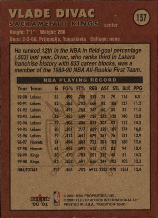 2000-01-Fleer-Basketball-Cards-Pick-From-List thumbnail 257