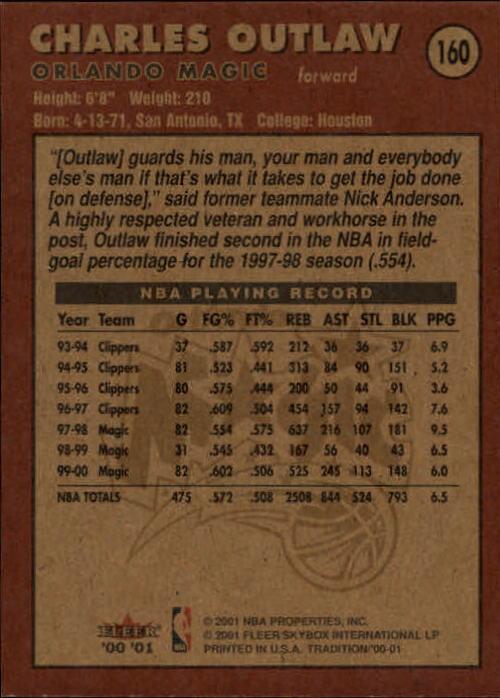 2000-01-Fleer-Basketball-Cards-Pick-From-List thumbnail 263