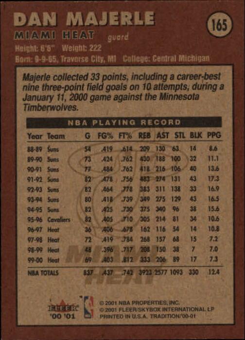 2000-01-Fleer-Basketball-Cards-Pick-From-List thumbnail 267