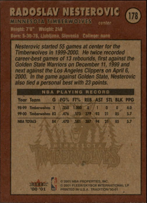 2000-01-Fleer-Basketball-Cards-Pick-From-List thumbnail 279