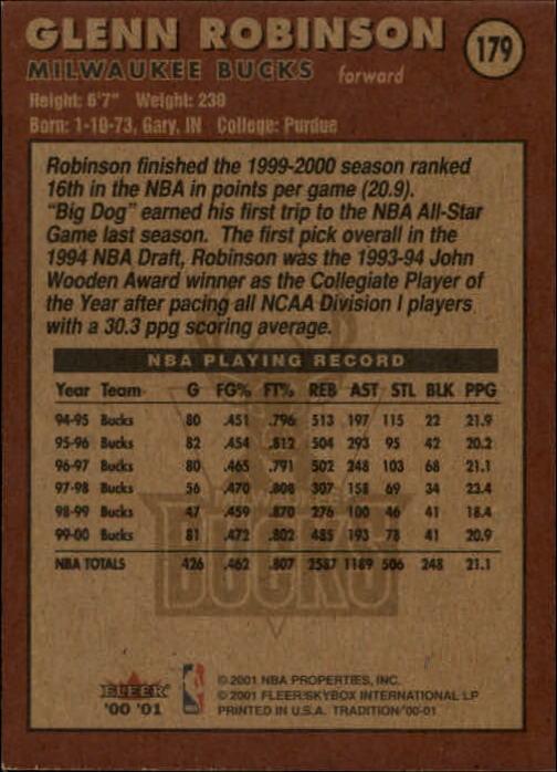 2000-01-Fleer-Basketball-Cards-Pick-From-List thumbnail 281