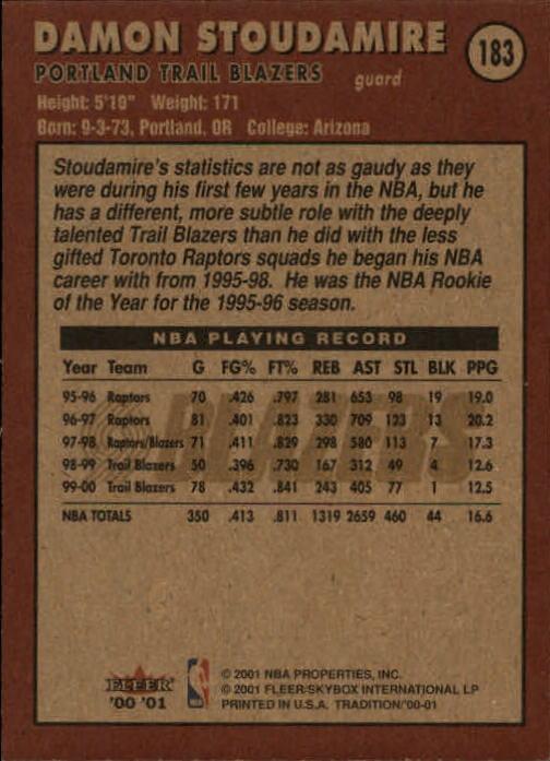 2000-01-Fleer-Basketball-Cards-Pick-From-List thumbnail 287