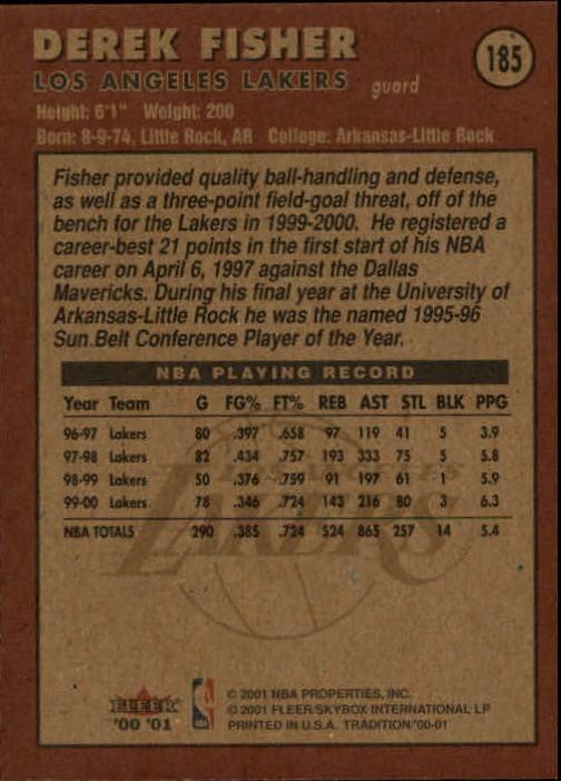 2000-01-Fleer-Basketball-Cards-Pick-From-List thumbnail 289
