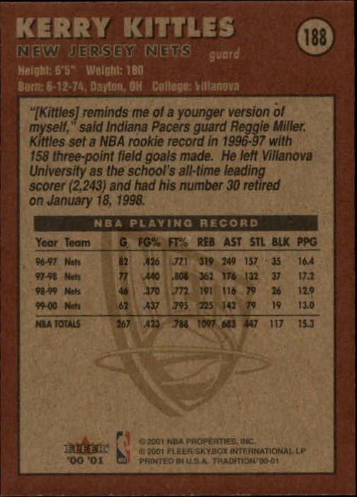2000-01-Fleer-Basketball-Cards-Pick-From-List thumbnail 295