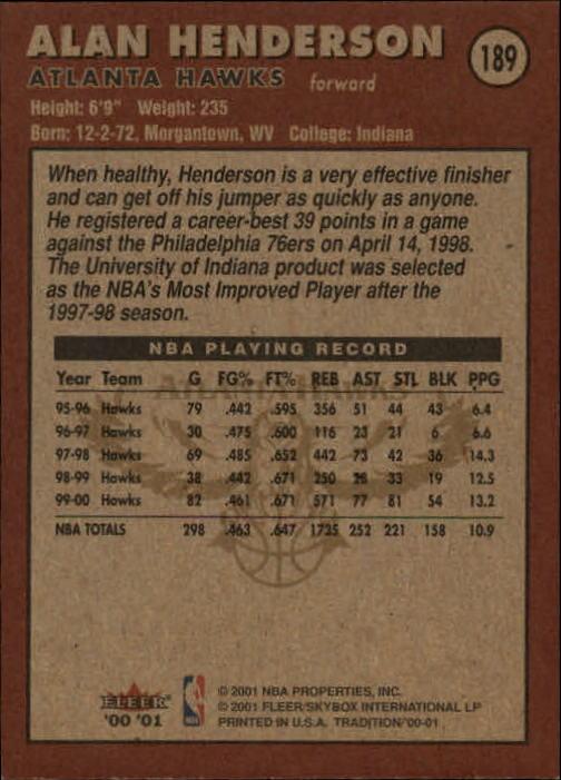 2000-01-Fleer-Basketball-Cards-Pick-From-List thumbnail 297