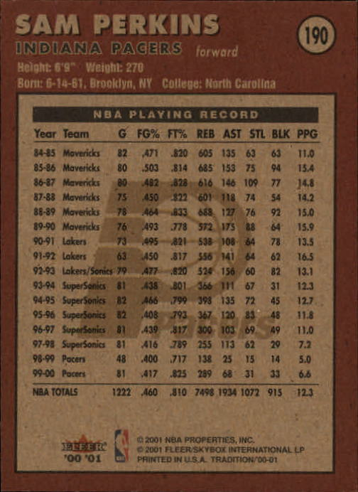 2000-01-Fleer-Basketball-Cards-Pick-From-List thumbnail 299