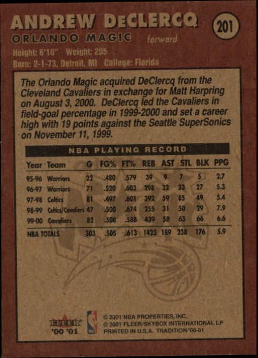 2000-01-Fleer-Basketball-Cards-Pick-From-List thumbnail 311