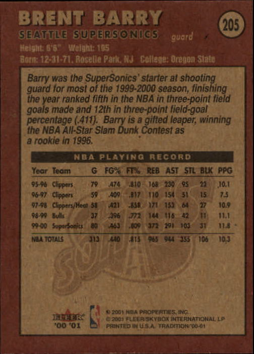 2000-01-Fleer-Basketball-Cards-Pick-From-List thumbnail 317