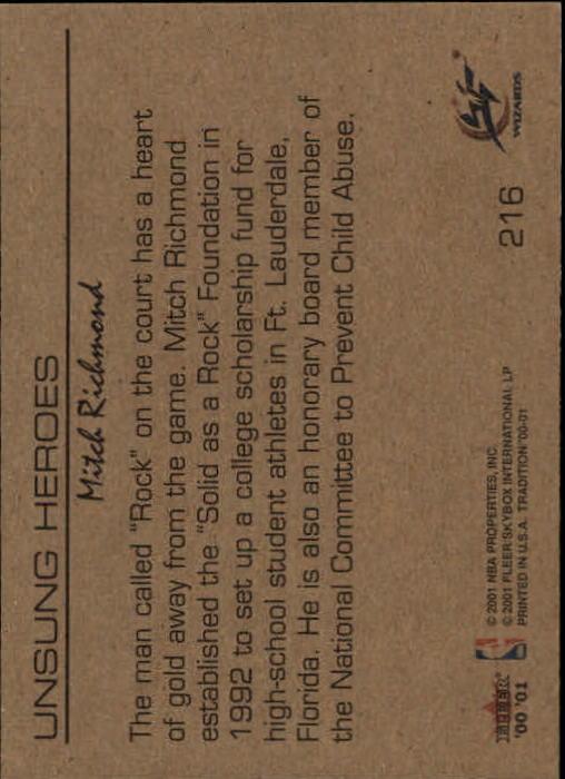 2000-01-Fleer-Basketball-Cards-Pick-From-List thumbnail 335
