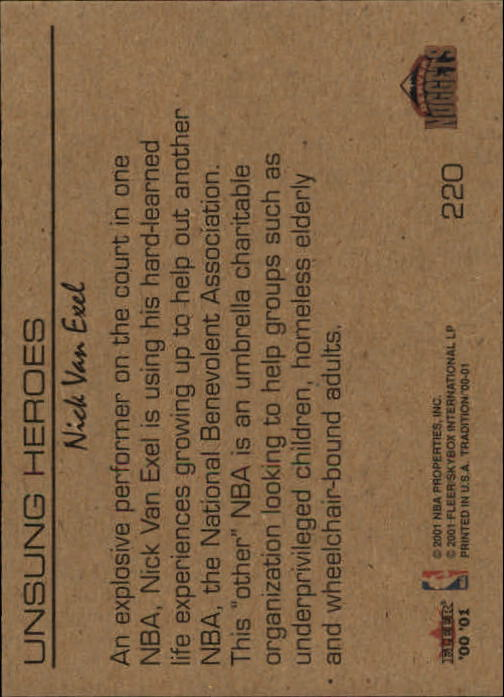 2000-01-Fleer-Basketball-Cards-Pick-From-List thumbnail 341