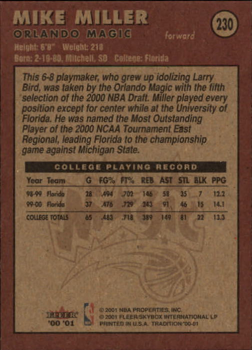 2000-01-Fleer-Basketball-Cards-Pick-From-List thumbnail 357