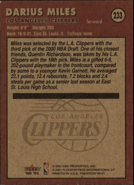 2000-01-Fleer-Basketball-Cards-Pick-From-List thumbnail 363