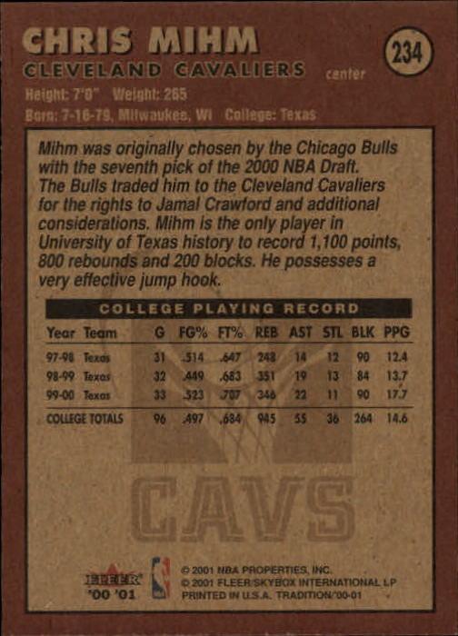 2000-01-Fleer-Basketball-Cards-Pick-From-List thumbnail 365