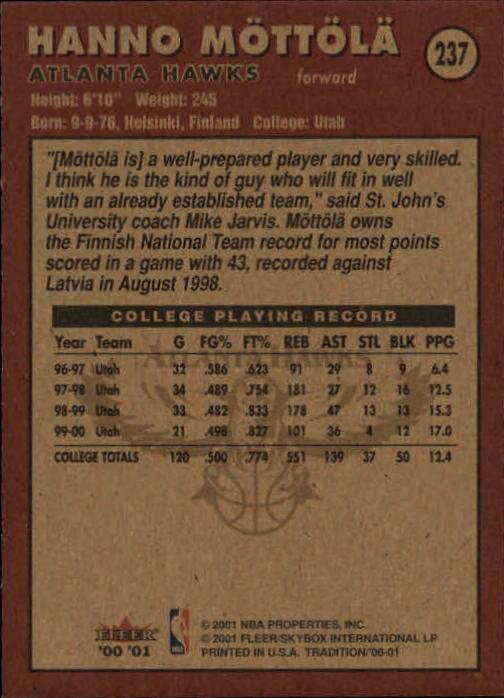 2000-01-Fleer-Basketball-Cards-Pick-From-List thumbnail 369