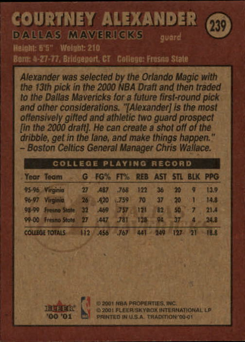 2000-01-Fleer-Basketball-Cards-Pick-From-List thumbnail 373