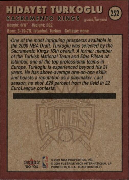 2000-01-Fleer-Basketball-Cards-Pick-From-List thumbnail 393