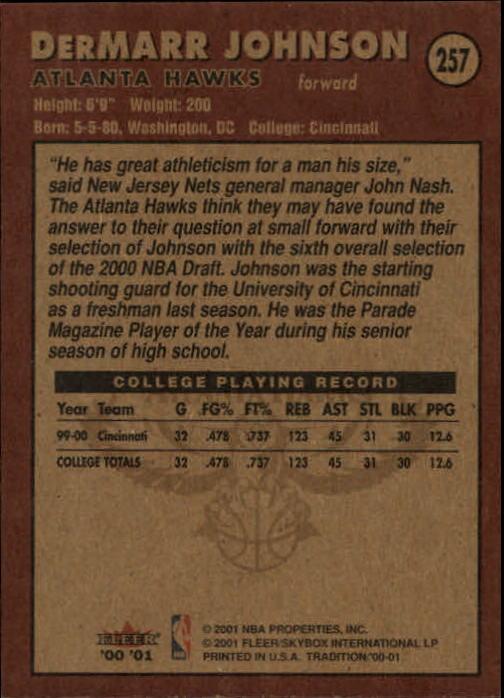 2000-01-Fleer-Basketball-Cards-Pick-From-List thumbnail 403