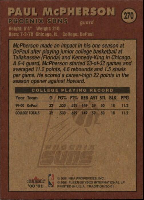 2000-01-Fleer-Basketball-Cards-Pick-From-List thumbnail 427